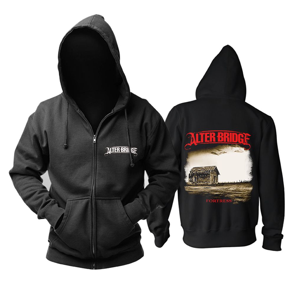 Collectibles Hoodie Alter Bridge Fortress Pullover