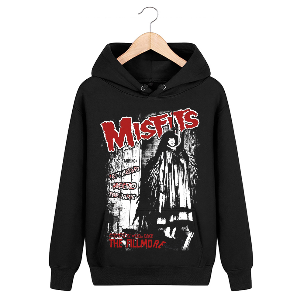 Merch Hoodie Misfits The Fillmore Pullover