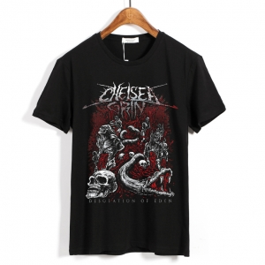 Collectibles T-Shirt Chelsea Grin Desolation Of Eden Black