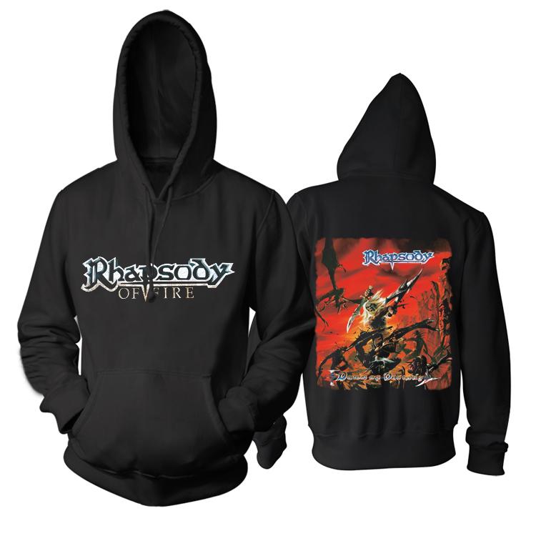 Merchandise Hoodie Rhapsody Dawn Of Victory Pullover