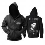 Merchandise Hoodie Dj Alesso Forever Black Pullover