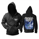 Collectibles Hoodie Suicidal Angels Dead Again Pullover