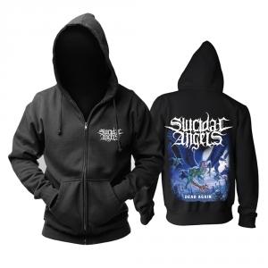 Merchandise - Hoodie Suicidal Angels Dead Again