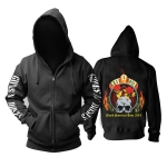 Collectibles Hoodie Guns N' Roses South American Tour Pullover