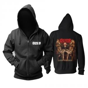 Merchandise Hoodie Kreator Gods Of Violence Black Pullover