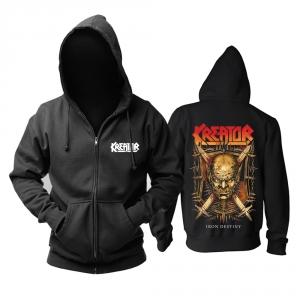 Merchandise Hoodie Kreator Iron Destiny Pullover