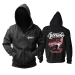 Merch Hoodie Cryptopsy Once Was Not Pullover