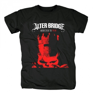 Collectibles T-Shirt Alter Bridge Addicted To Pain