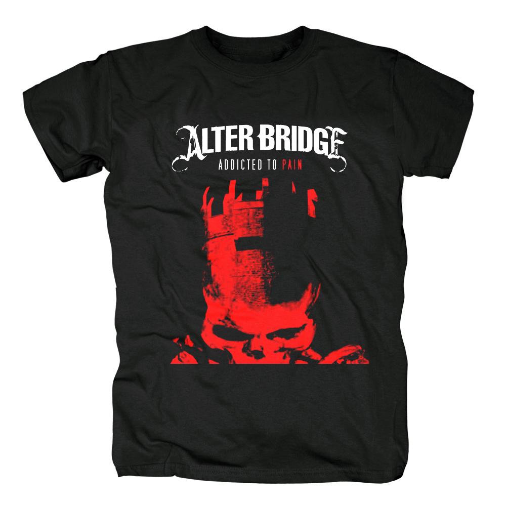 Merchandise T-Shirt Alter Bridge Addicted To Pain
