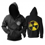 Collectibles Hoodie Arch Enemy Nuclear Power Black Pullover