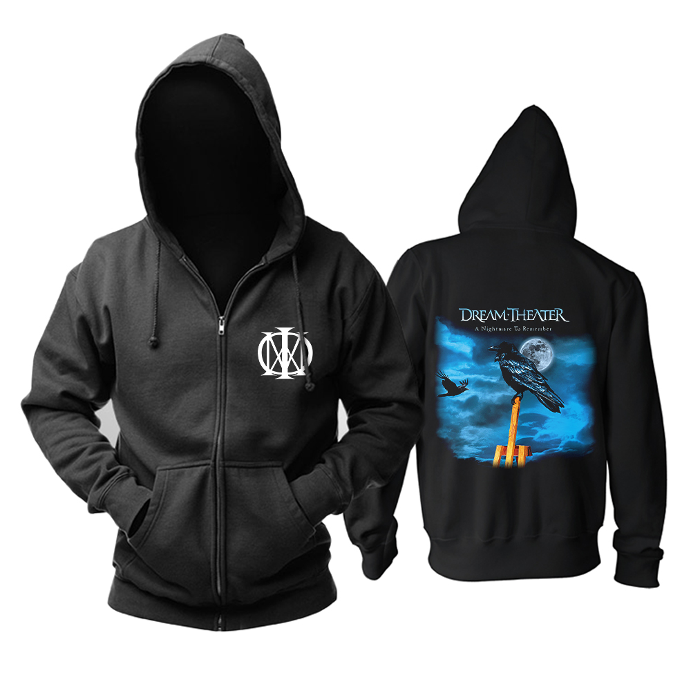 Collectibles Hoodie Dream Theater A Nightmare To Remember Pullover