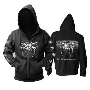 Merchandise Hoodie Darkthrone Black Metal Pullover