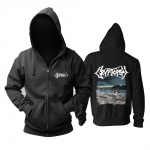 Merchandise Hoodie Cryptopsy And Then You'Ll Beg Pullover