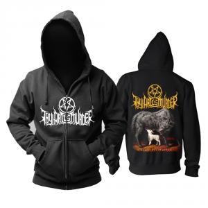 Collectibles Hoodie Thy Art Is Murder Dear Desolation Black Pullover