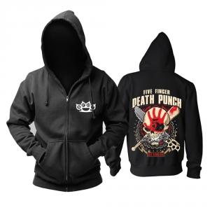 Collectibles - Hoodie Five Finger Death Punch Got Your Six Shop