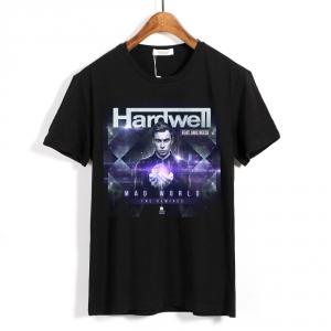Collectibles - T-Shirt Dj Hardwell Mad World The Remixes