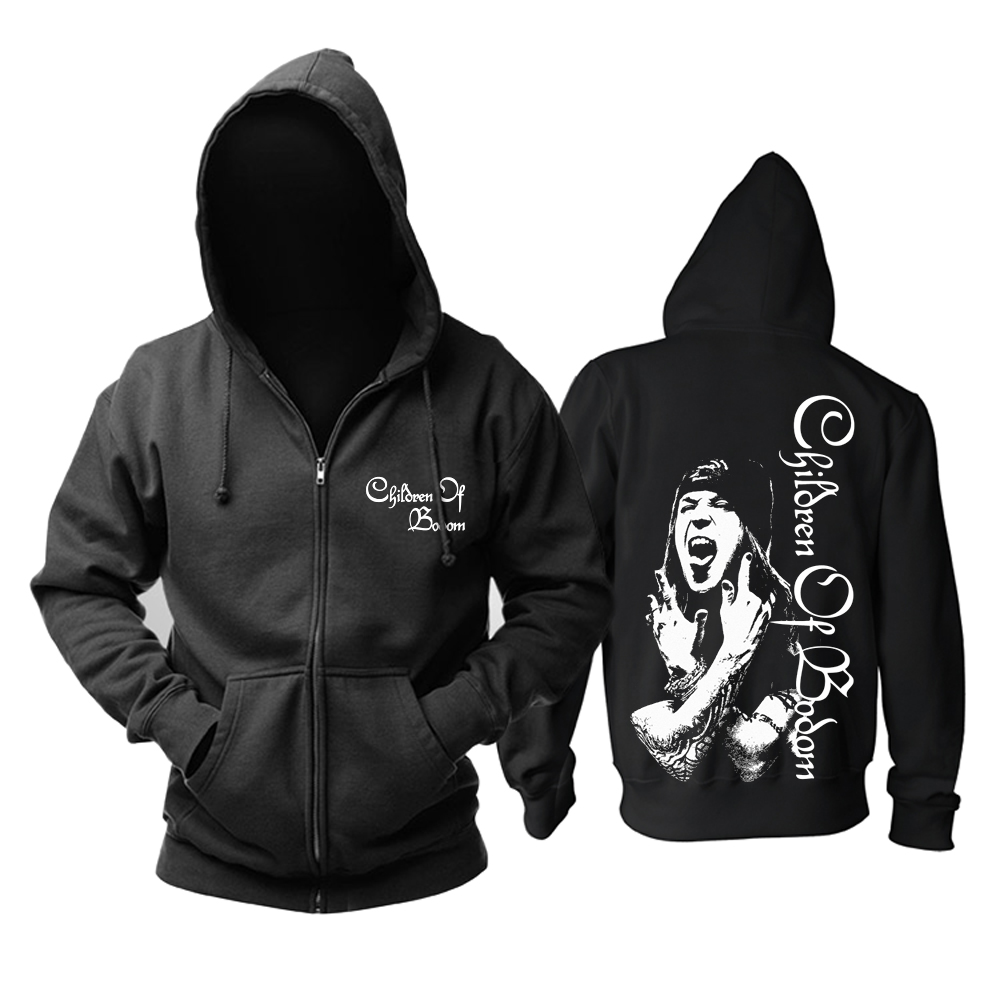 Merchandise Hoodie Children Of Bodom Alexi Laiho Pullover