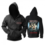 Merch Exodus Hoodie Let There Be Blood Pullover