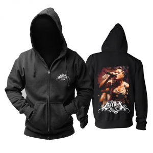 Collectibles Hoodie The Agonist Alissa White-Gluz Pullover