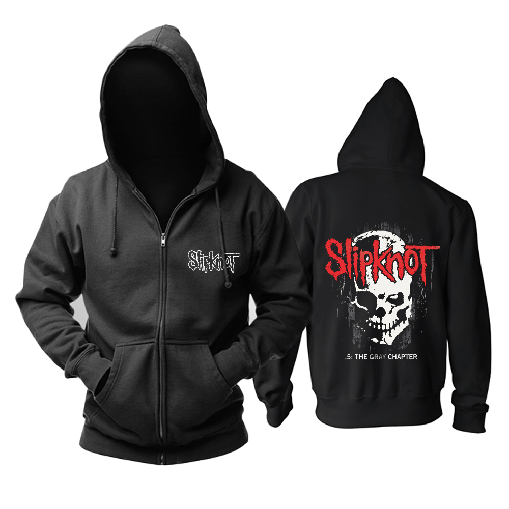 Collectibles Hoodie Slipknot .5: The Gray Chapter Pullover