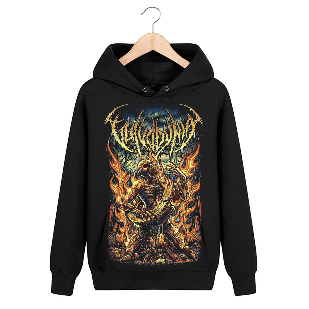 Collectibles Hoodie Vulvodynia Zombie Panda Pullover