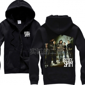 Collectibles Hoodie Pearl Jam Rock Store Pullover