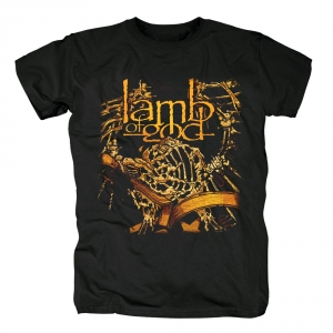 Merchandise T-Shirt Lamb Of God Killadelphia
