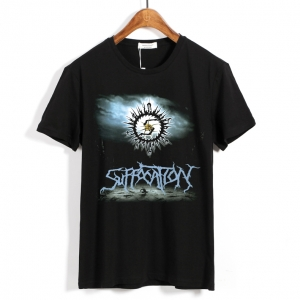 Collectibles T-Shirt Suffocation Death-Metal