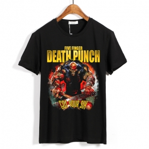 Collectibles - T-Shirt Five Finger Death Punch Got Your Six