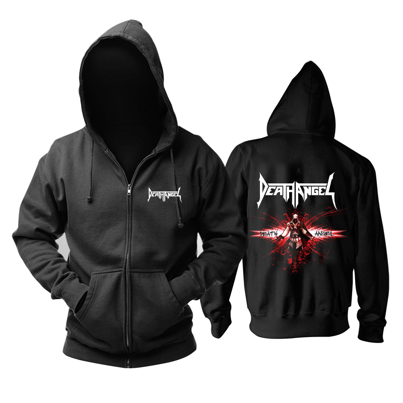 Collectibles Hoodie Death Angel Act Iii Assassin Pullover