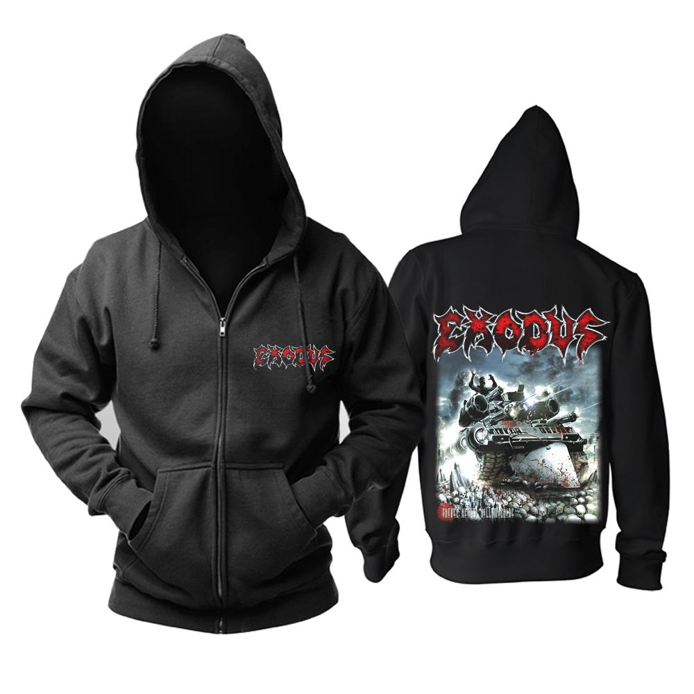 Merch Hoodie Exodus Shovel Headed Kill Machine Pullover