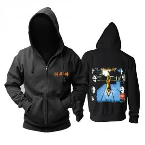 Merch Hoodie Def Leppard High 'N' Dry Pullover