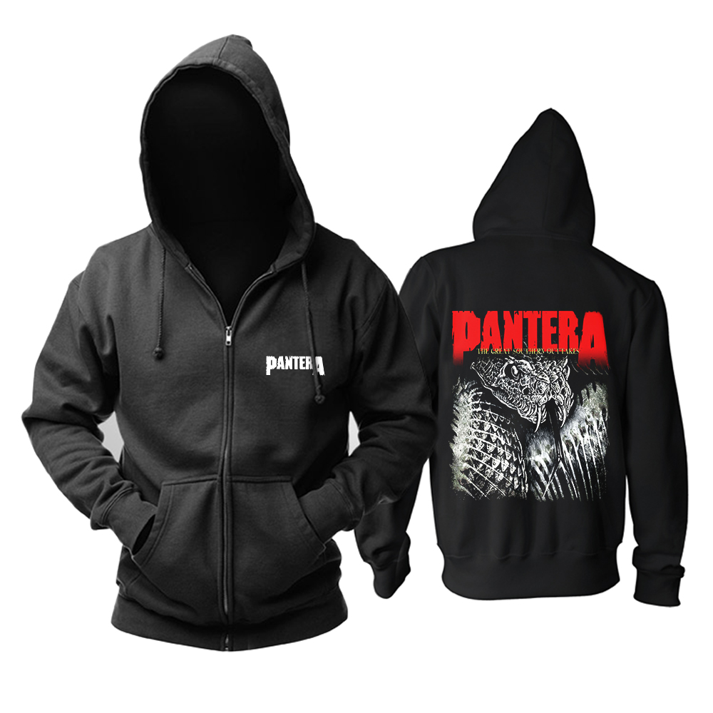 Merchandise Hoodie Pantera The Great Southern Trendkill Pullover