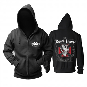 Collectibles - Hoodie Five Finger Death Punch Legionary