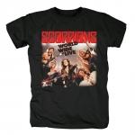 Merch - T-Shirt Scorpions World Wide Live