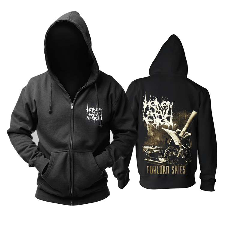 Collectibles Hoodie Heaven Shall Burn Forlorn Skies Pullover