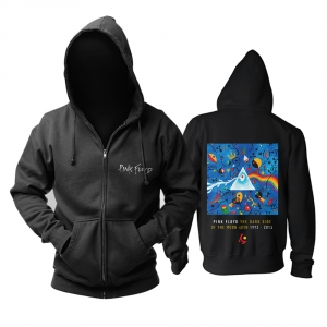 Merch Hoodie Pink Floyd The Dark Side Of The Moon 40Th Pullover