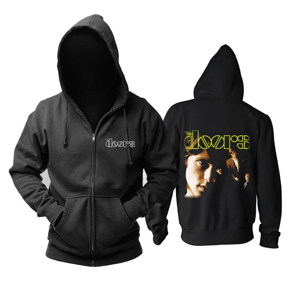 Collectibles Hoodie The Doors Album Cover Pullover