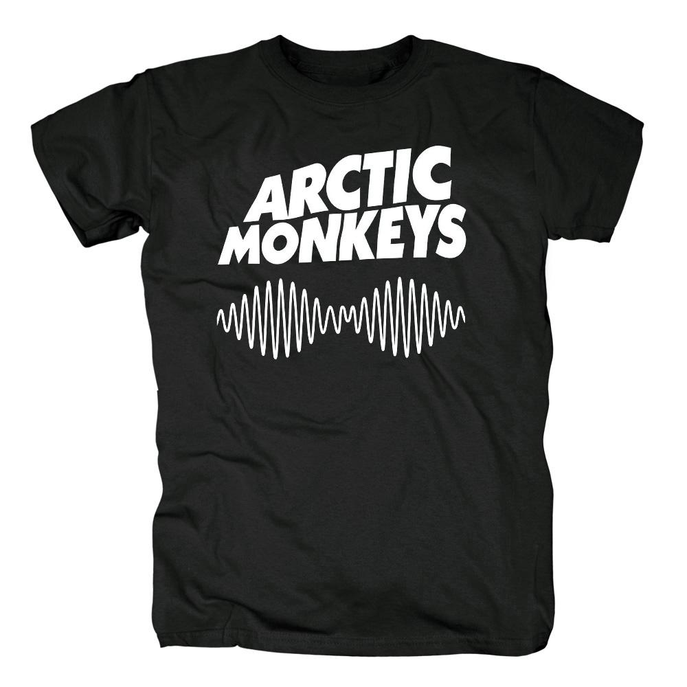 Collectibles T-Shirt Arctic Monkeys Am Logo