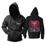 Merch Hoodie Ensiferum Unsung Heroes Pullover