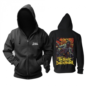 Merch Hoodie The Black Dahlia Murder Zombie Pullover