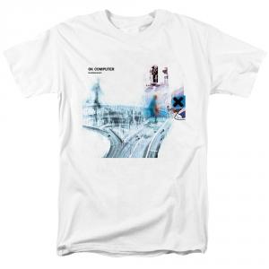 Collectibles T-Shirt Radiohead Ok Computer