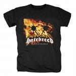 Merchandise T-Shirt Hatebreed Perseverance Black