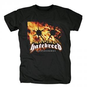 Collectibles T-Shirt Hatebreed Perseverance Black