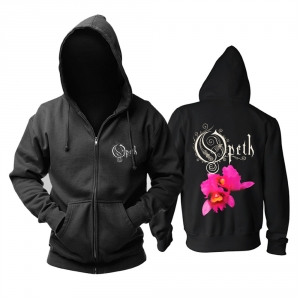 Merchandise Hoodie Opeth Orchid Metal Music Pullover