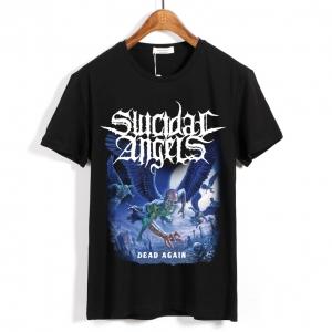 Merchandise - T-Shirt Suicidal Angels Dead Again