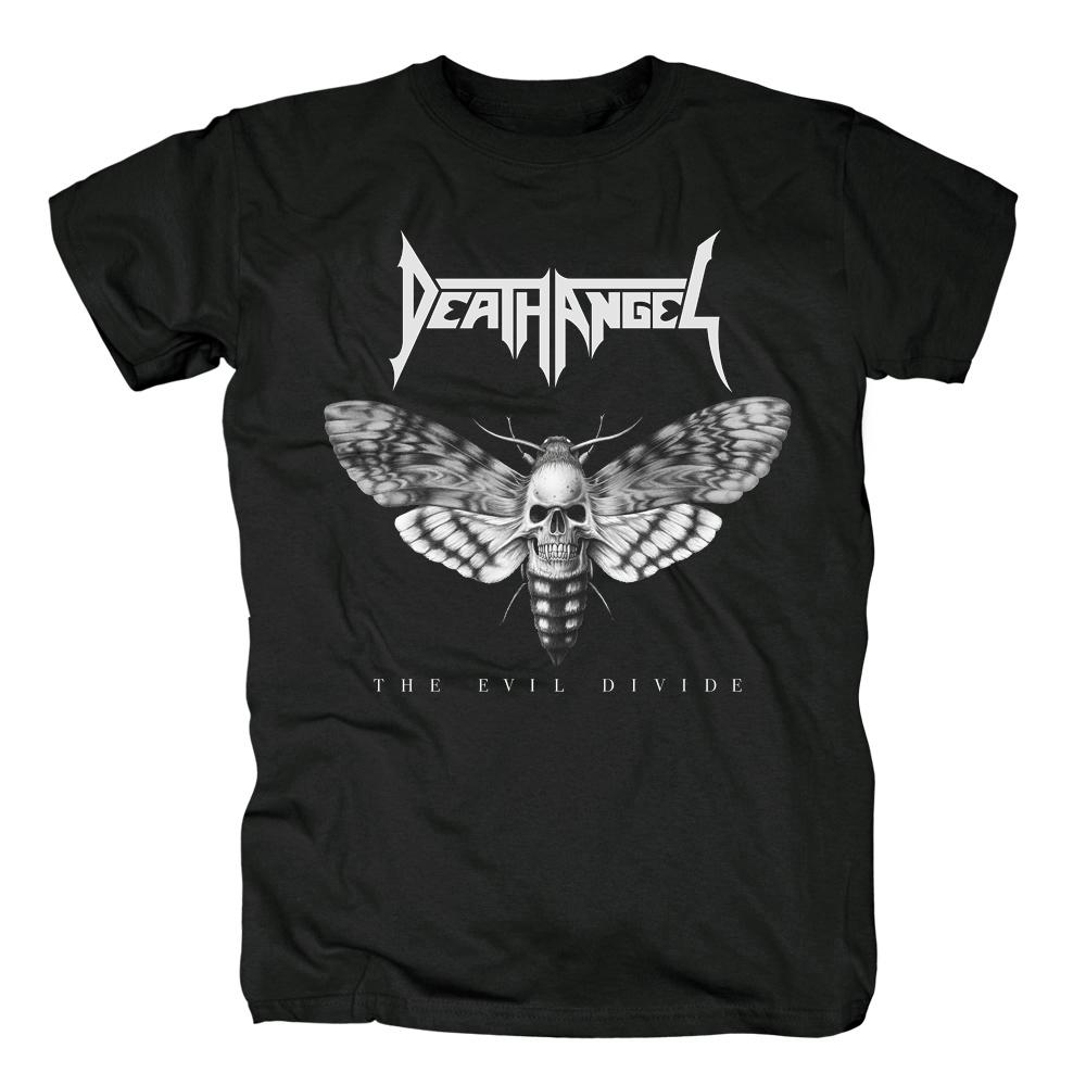 Merch T-Shirt Death Angel The Evil Divide