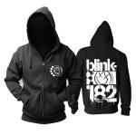Merchandise Hoodie Blink-182 Logo Black Pullover