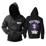 Merch Hoodie Danzig Circle Of Snakes Pullover