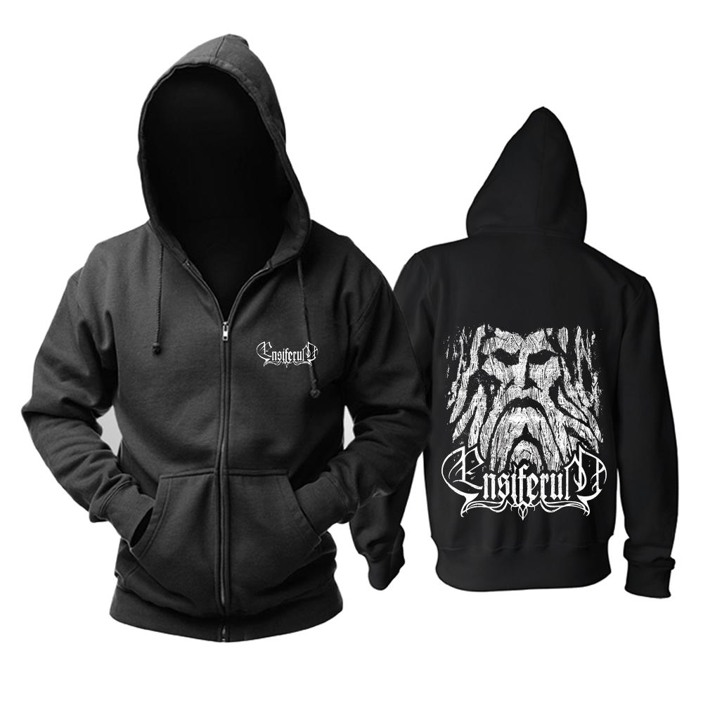 Merch Hoodie Ensiferum The Elder Black Pullover
